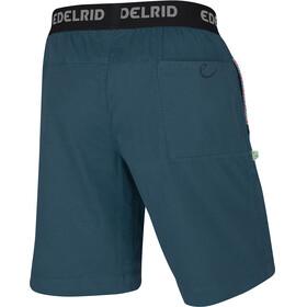 Edelrid Legacy II - Pantalones cortos Hombre - azul